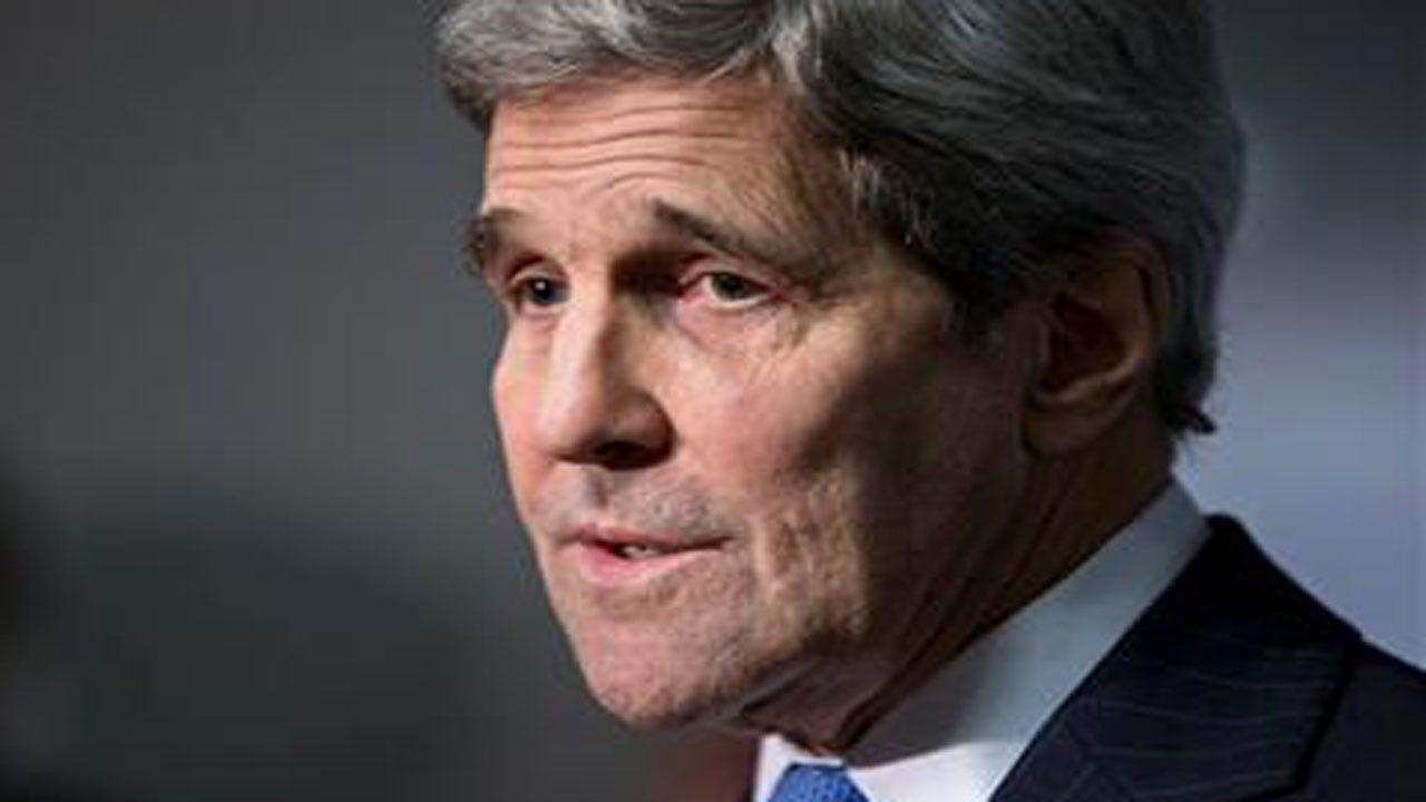 "John Kerry Says Trump Deriding Joe Biden ""Shows Fear"""