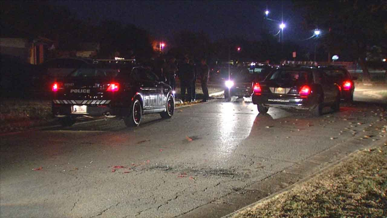 Police Investigate Stabbing At SW OKC Home