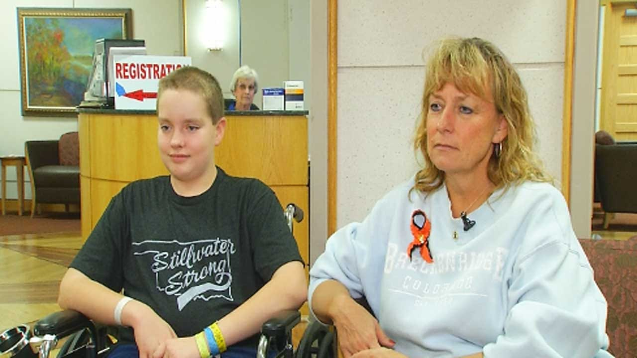 Family Reacts After Stillwater Medical Waives Out-Of- Pocket Cost For Homecoming Victims