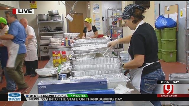 34th Annual Thanksgiving Community Dinner Set To Kick Off In Edmond