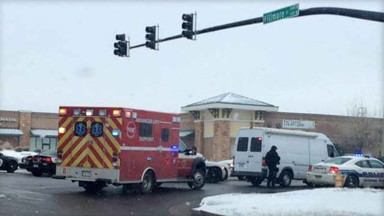 Gunman Surrenders To Police After Standoff At Colorado Planned Parenthood