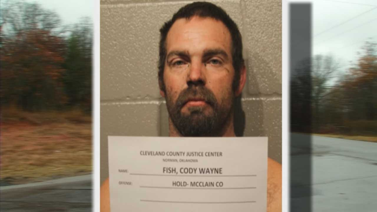 Man Arrested In Connection With Cleveland County Fire