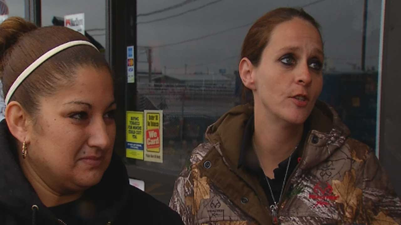 El Reno Residents Speak Out About Ice Storm Damage