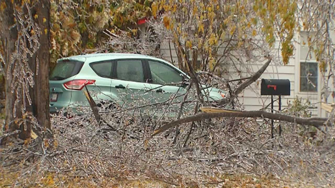 City Of Yukon Releases Storm Debris Removal Tips