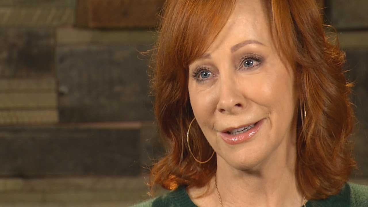 ONLY ON 9: Reba McEntire Talks About Split From Husband