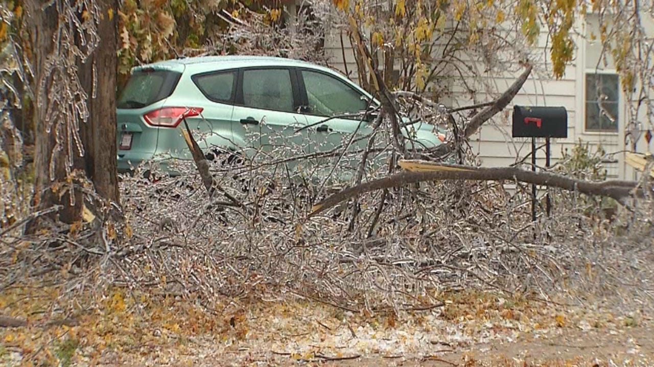 AG Urges Oklahomans To Look Out For Scams During Ice Storm Clean-Up