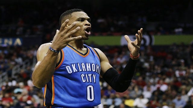 Five Observations From The Thunder's Loss To The Hawks