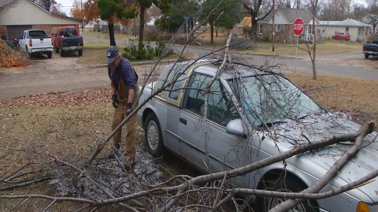 State Insurance Department Gives Advice Concerning Storm Damage
