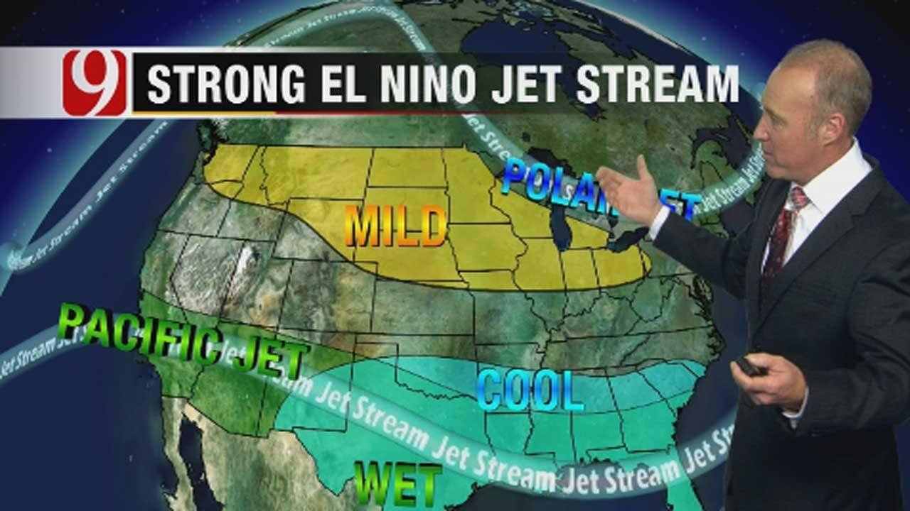 El Nino To Affect Oklahoma's Winter Weather