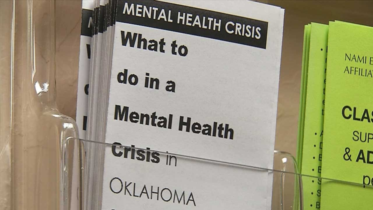 Lawmakers Exam Mental Health System In Oklahoma