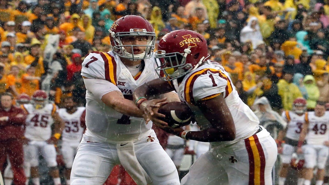 Sooners: Previewing The Iowa State Offense
