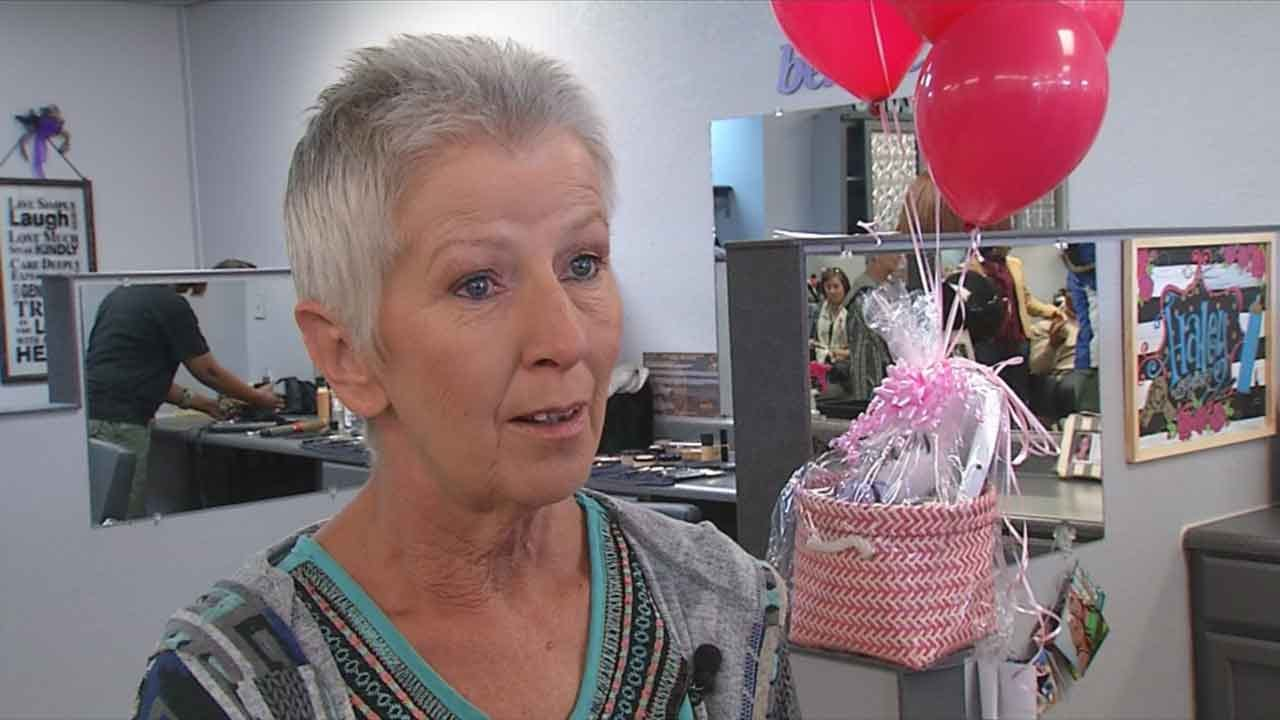 Metro Cancer Survivor Wins National Makeover Contest