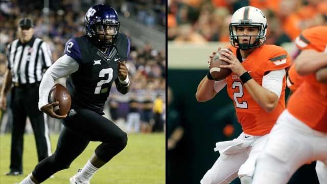 OSU vs. TCU Preview: Winner Becomes Big 12 Favorite