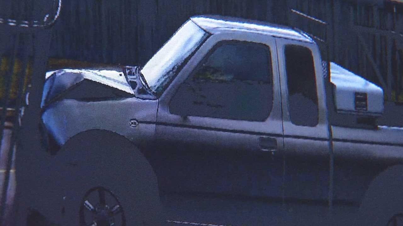 Driver Rams, Ruins Newcastle Neighborhood Gate
