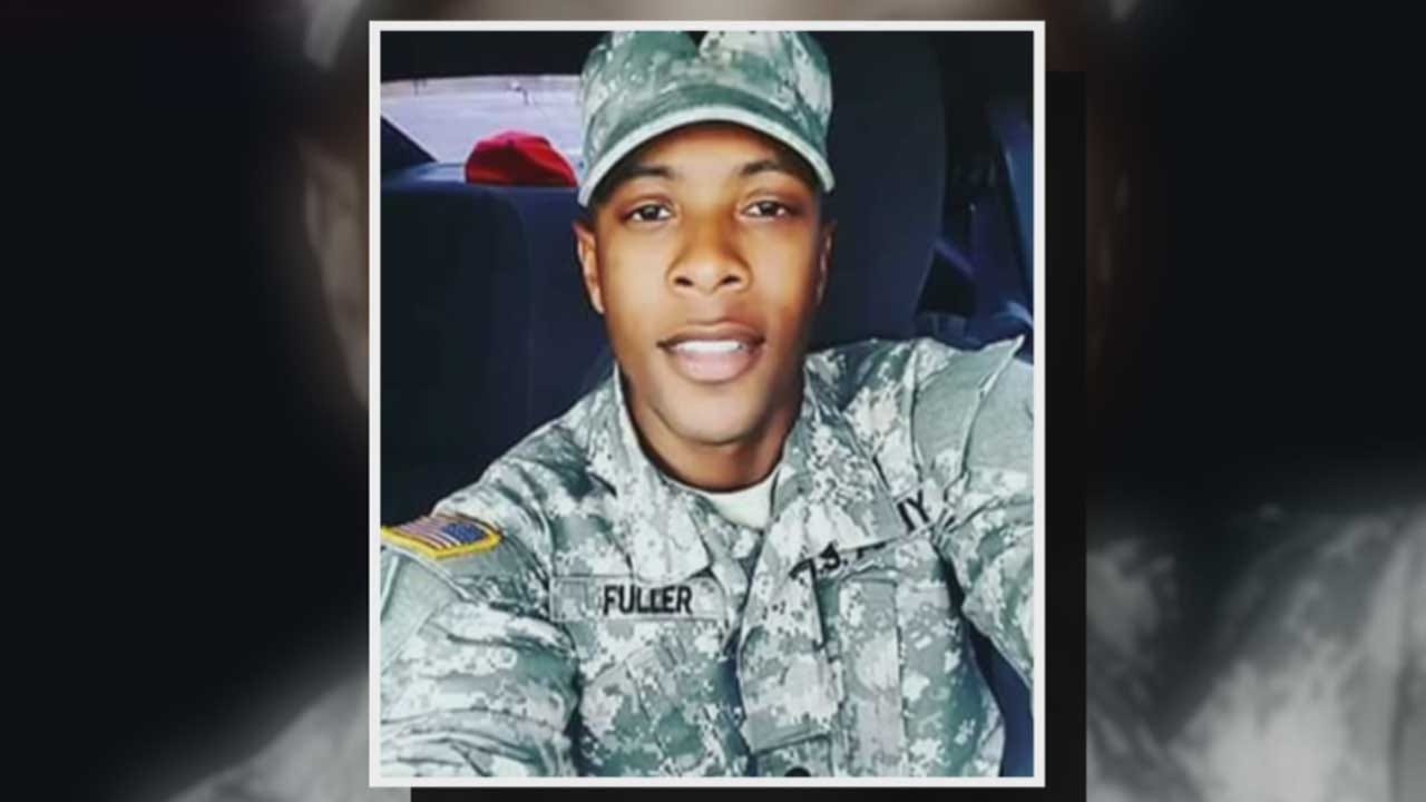 Family, Friends Gather To Honor Veteran Killed In OKC Shooting