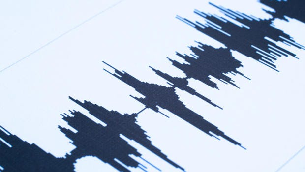 Earthquake Recorded Near Cushing