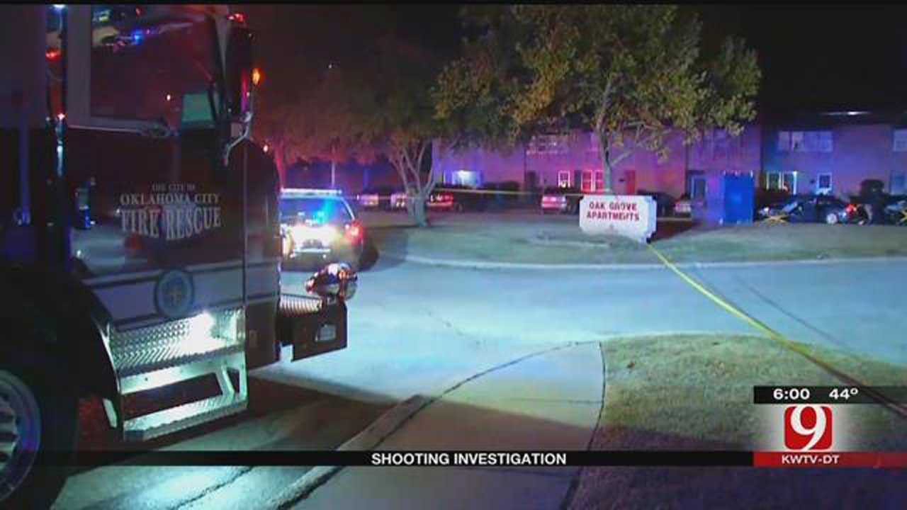 One Arrested In Connection With Deadly Triple Shooting In SW OKC
