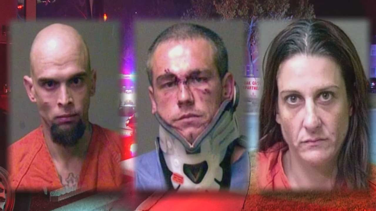 OKC Police Arrest Three In Connection To Deadly Shooting