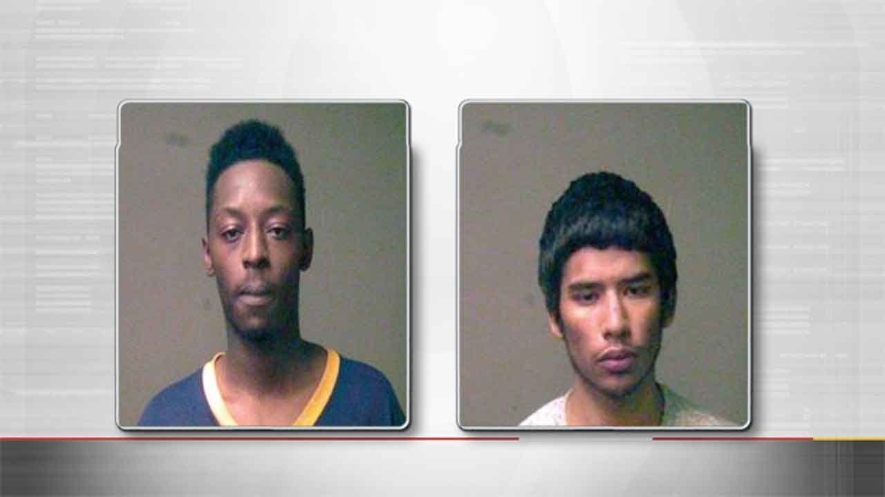 OKC Police Identify Suspects In Weekend Chase, Officer-Involved Shooting