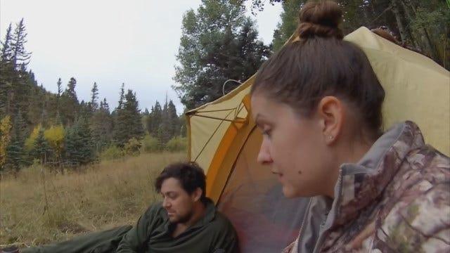 Lacey Swope Goes Elk Hunting In Colorado