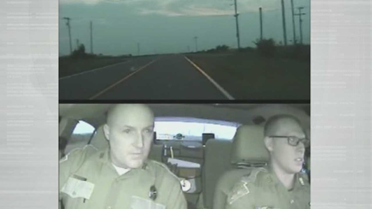OHP Releases Dashcam Video Of Man Shot In High Speed Chase