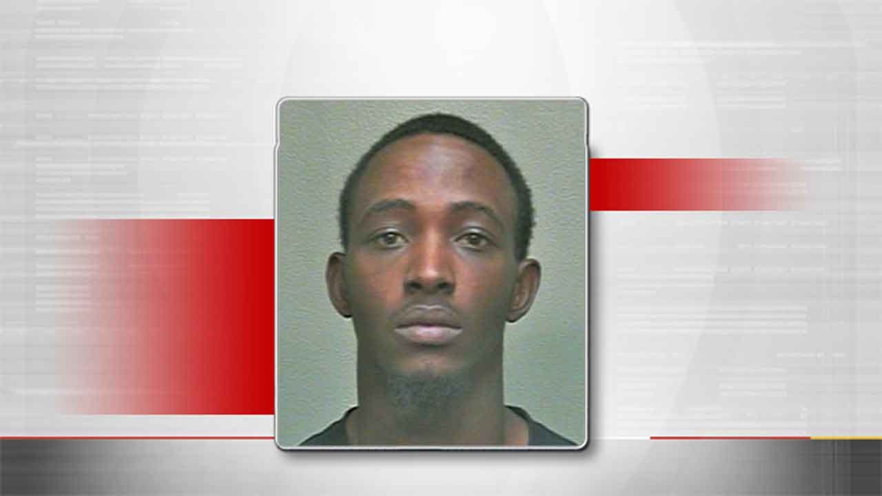 Search Is On After Suspect Evades Bondsman In NE OKC