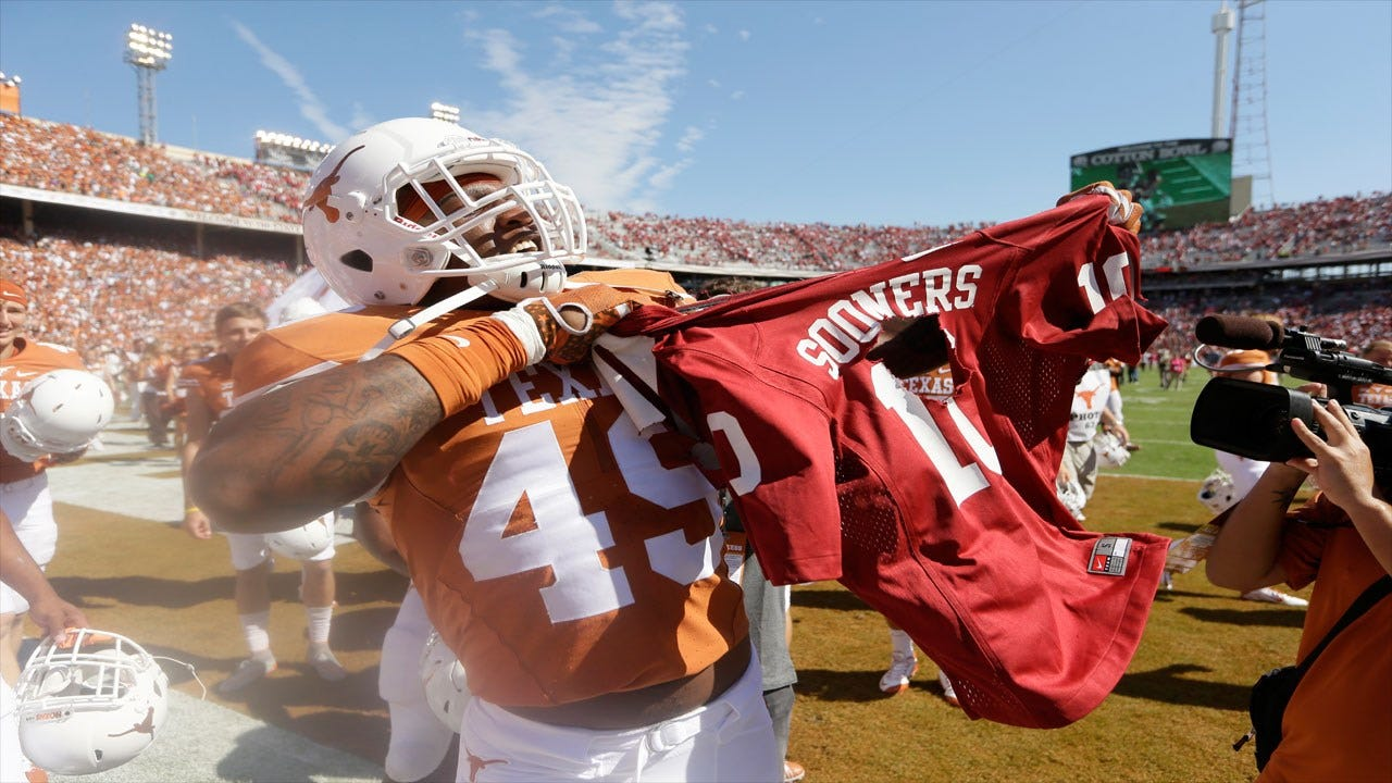 Red River Roasting: OU Loses To Unranked Texas