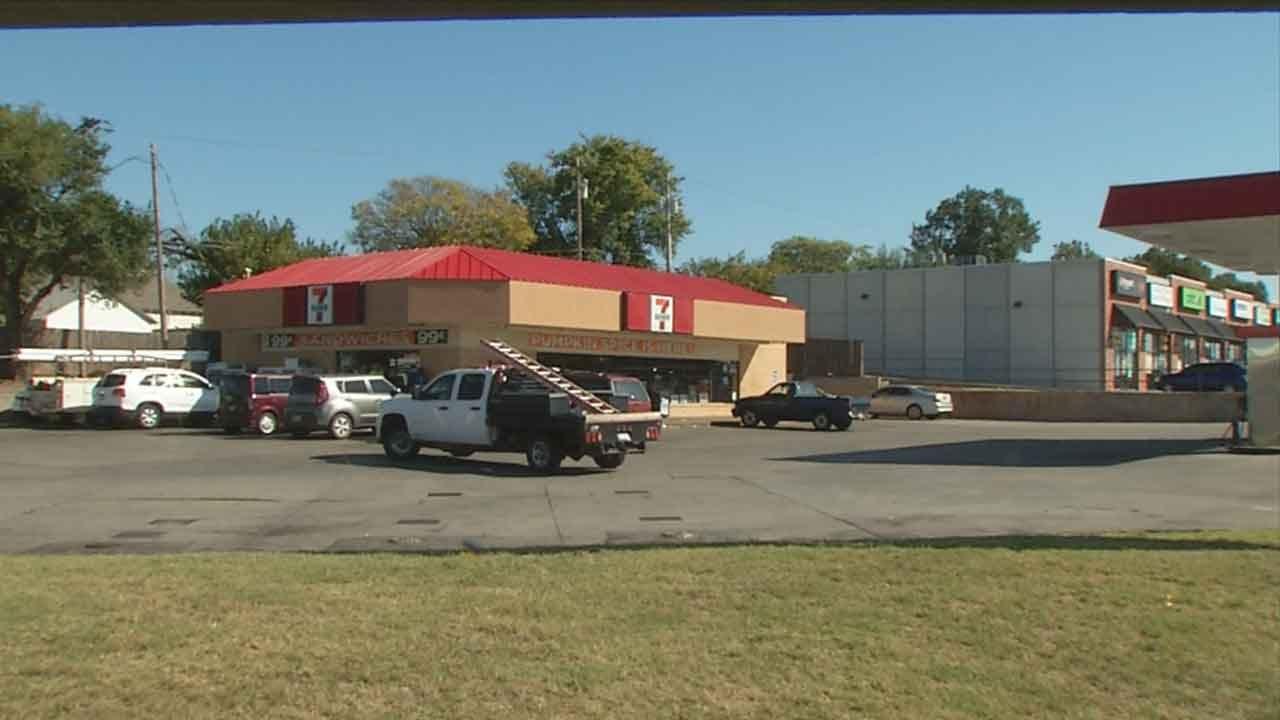 Couple Recounts Scary Carjacking At OKC Gas Station
