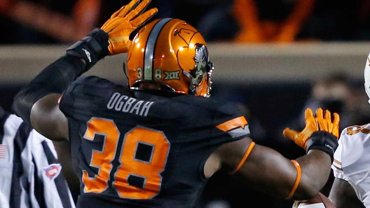 Ogbah Keeps Reeling In Quarterbacks, Awards
