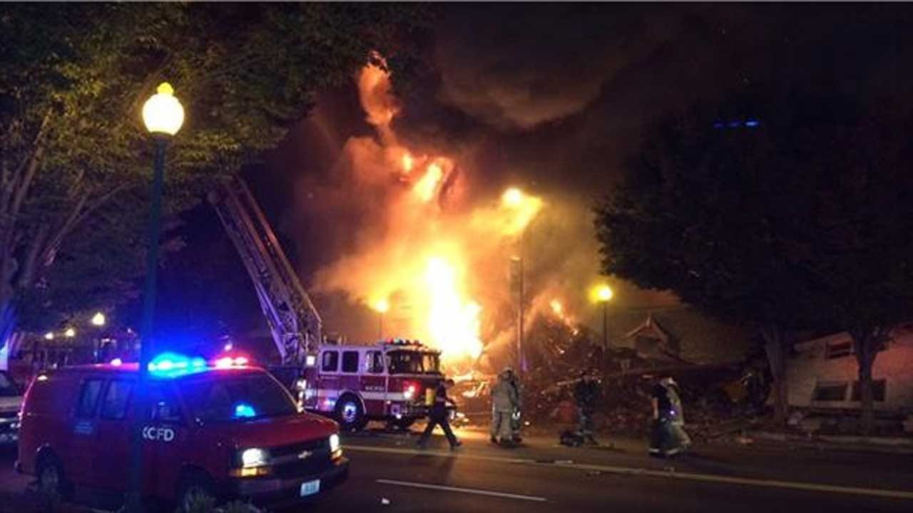 'They Did Not Die In Vain': 2 Firefighters Killed In Kansas City Blaze