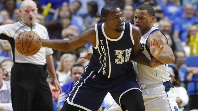 Westbrook, Kanter Lead Thunder Past Mavs