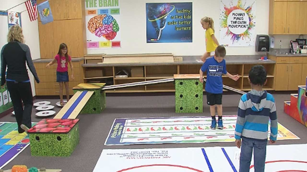 Charles Haskell Elementary Begins Action Based Learning
