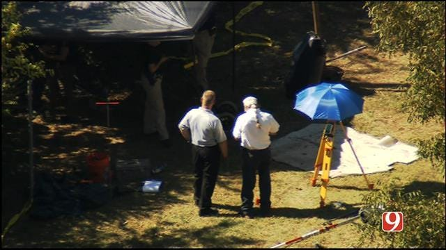 Investigators Digging, Searching At Palma Property In MWC
