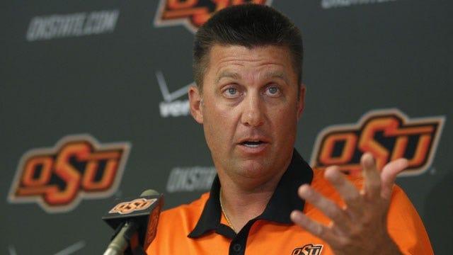 OSU Football: Gundy, Players Address Media On Bye Week