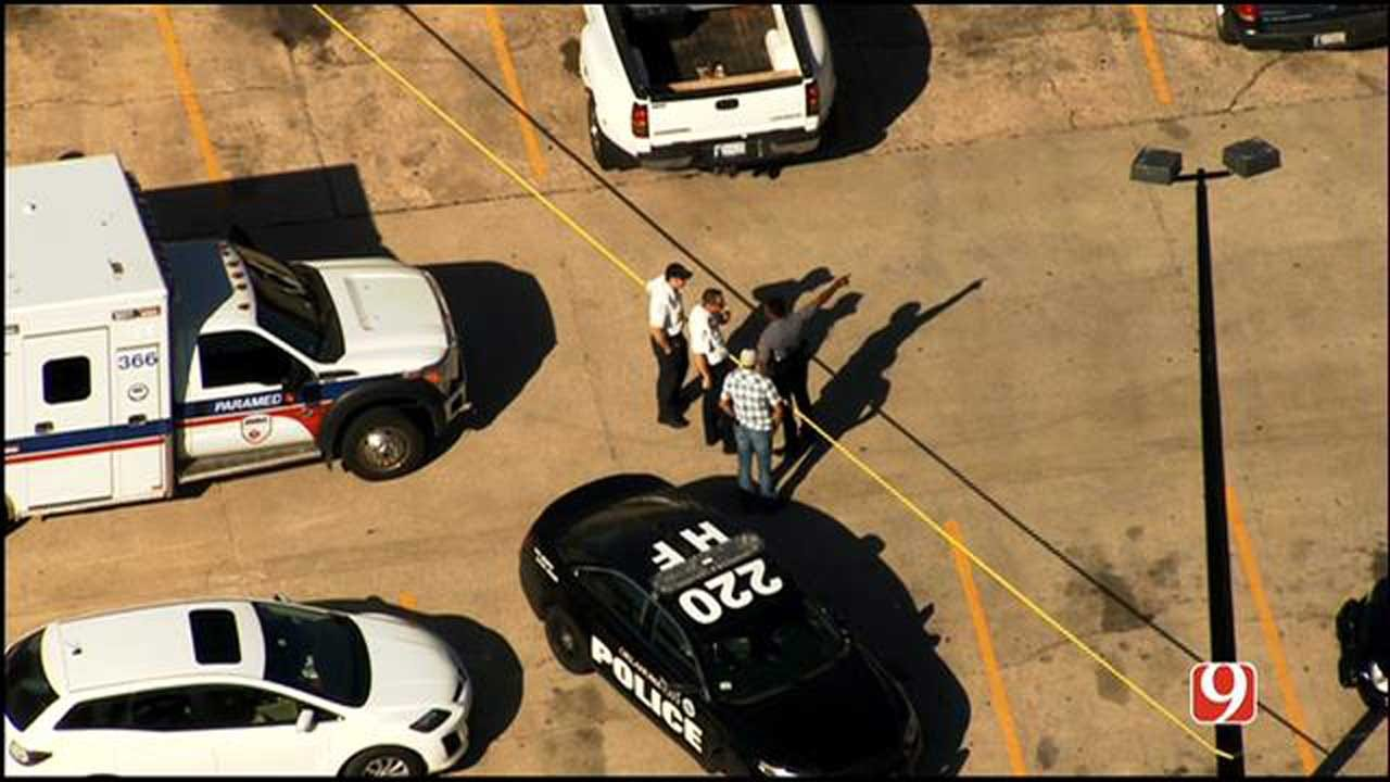 Police Investigating After Fatal Stabbing At NW OKC Hotel