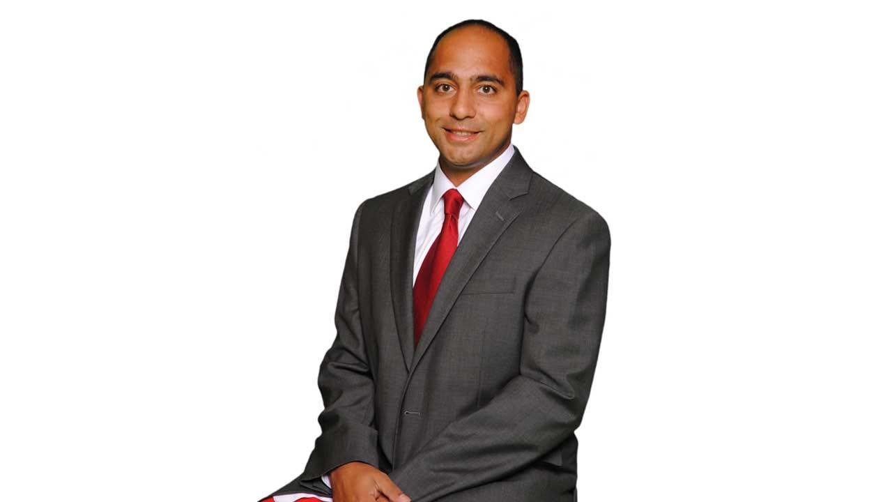 Vinay Patel Takes The Reigns As OCU Men's Basketball Coach