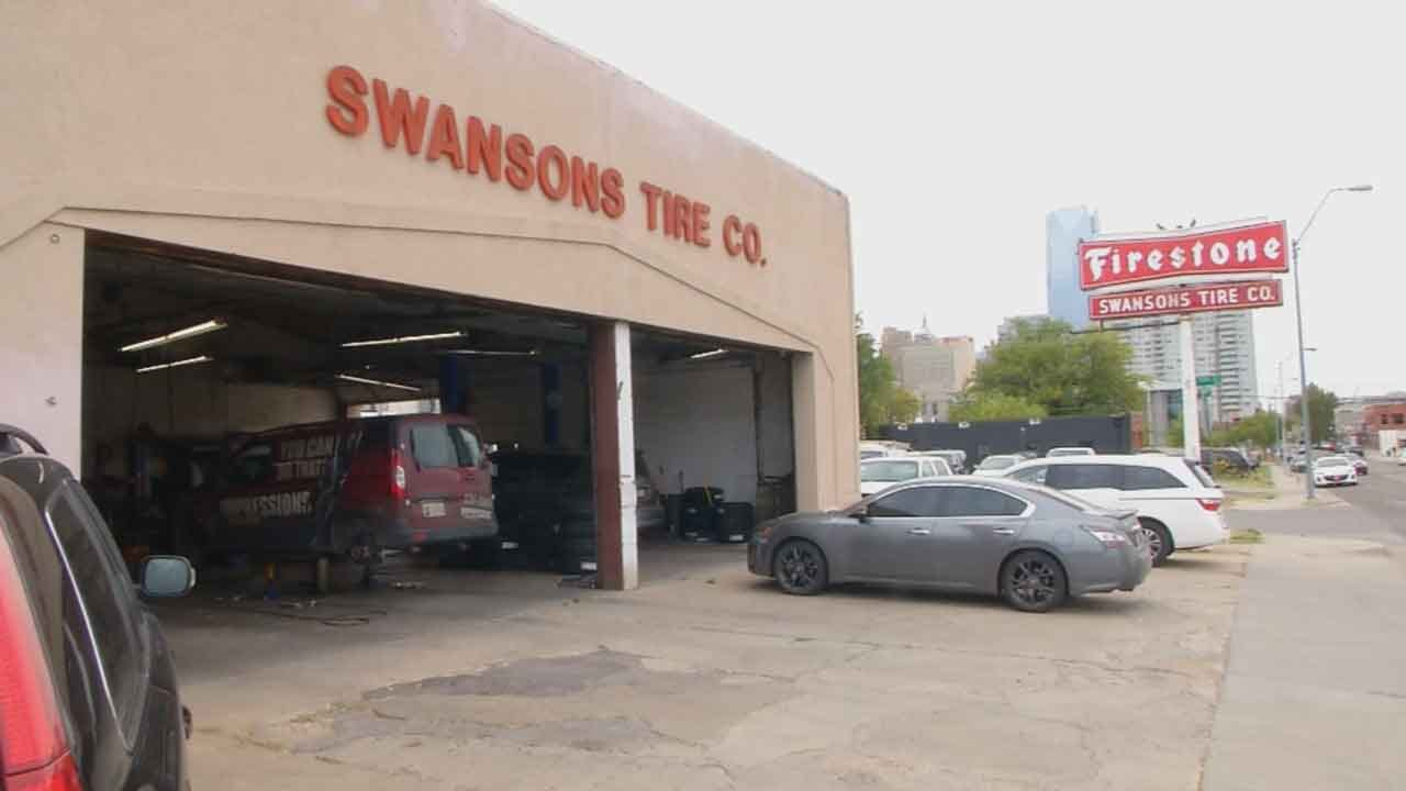 Century-Old OKC Tire Shop Being Forced To Close