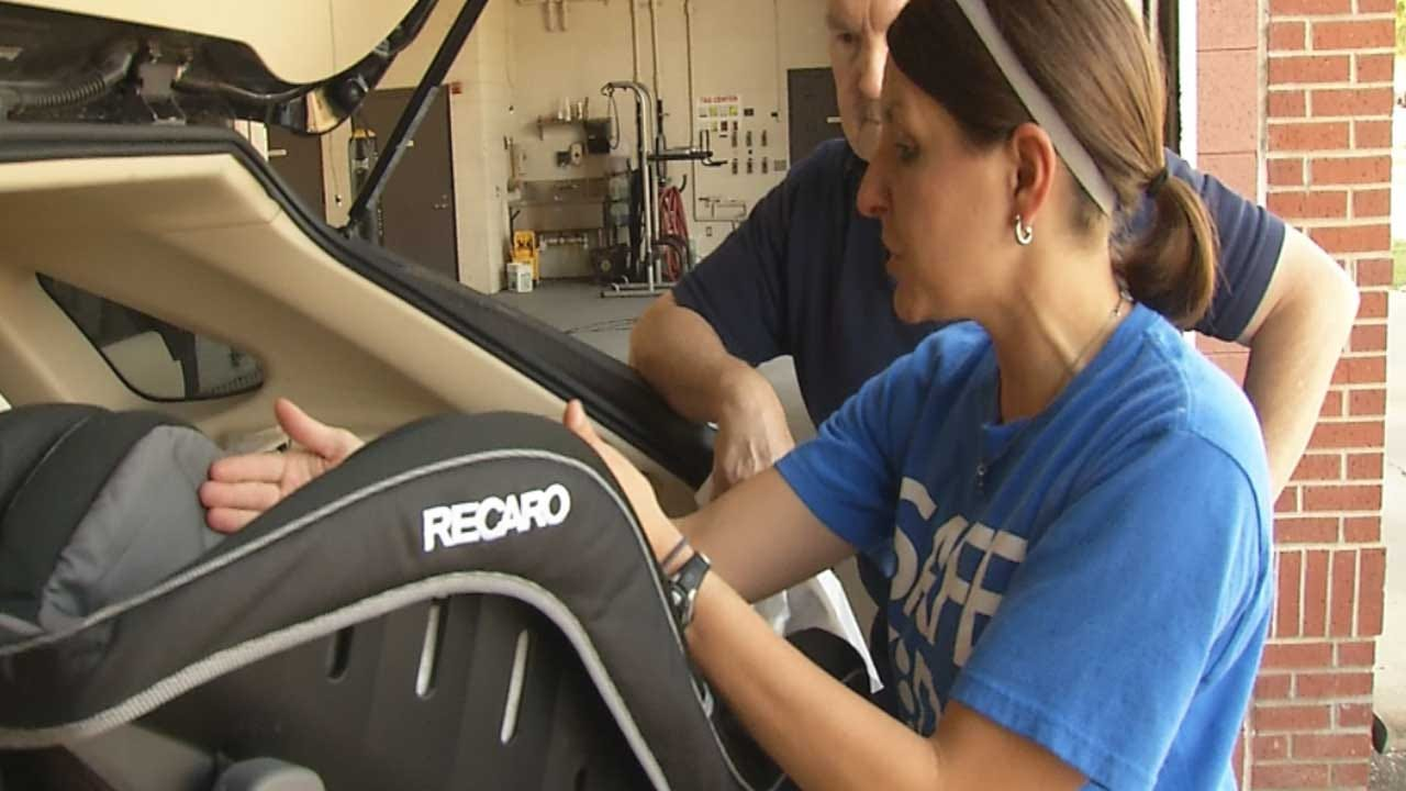 New Car Seat Law To Take Effect In Oklahoma On Nov. 1