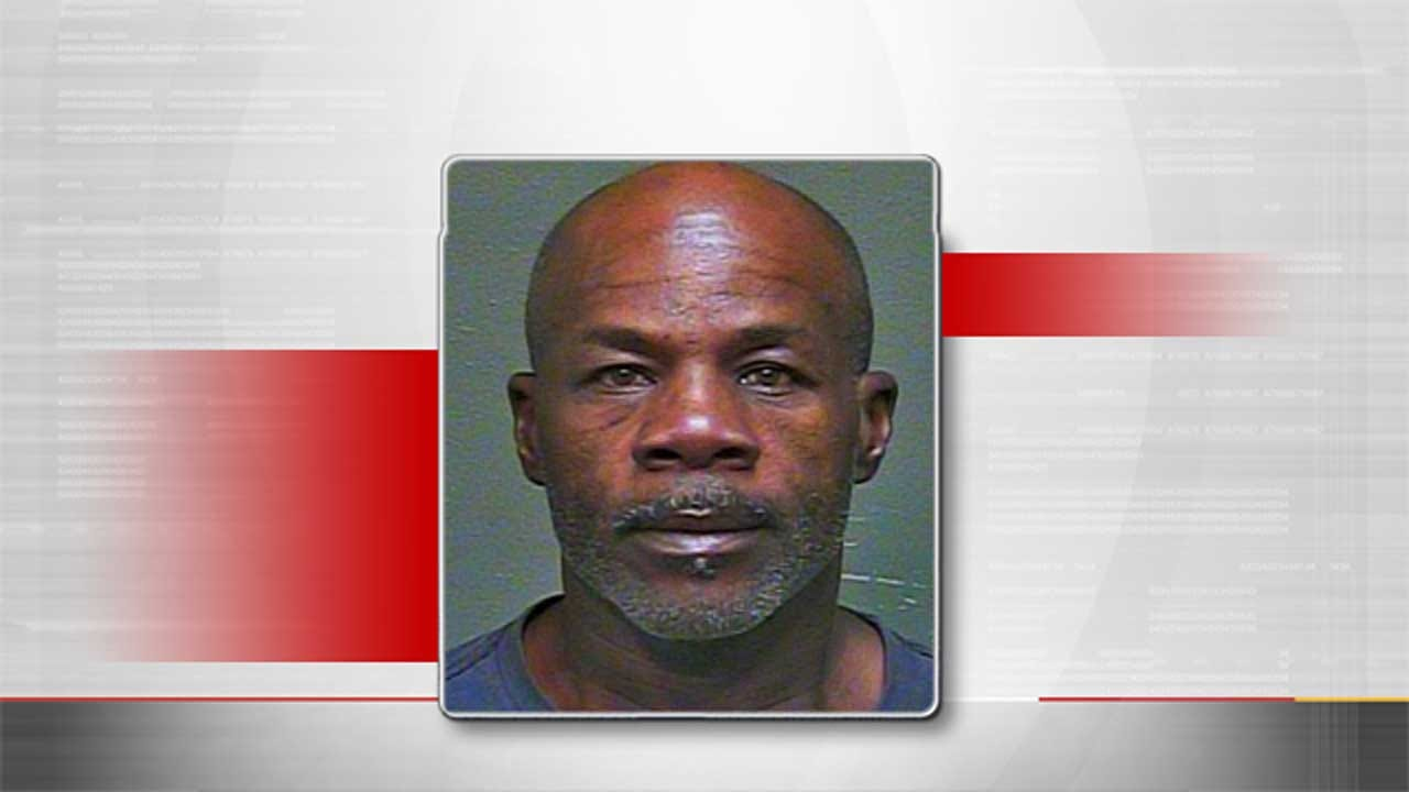 Man Arrested For Robbing Woman In Southeast OKC