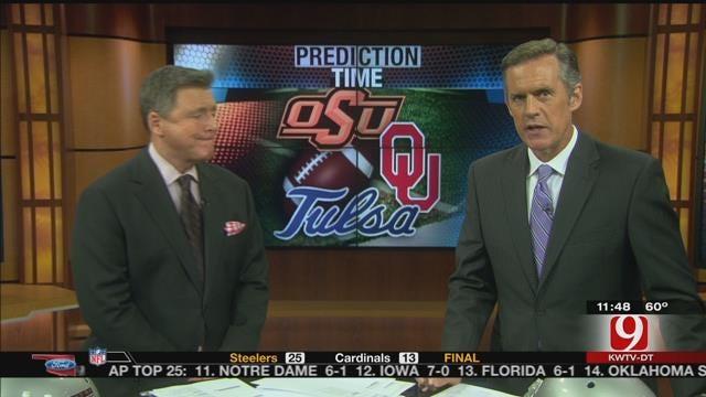 Oklahoma Ford Sports Blitz: October 18