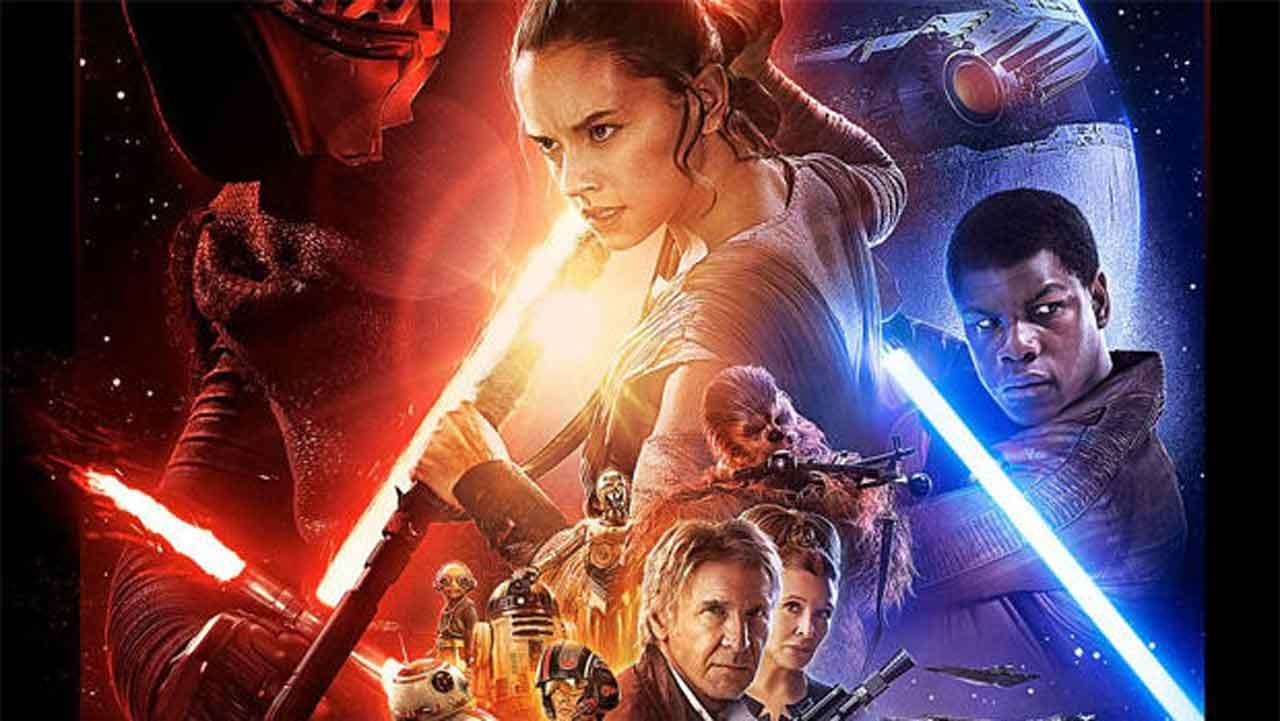 """New """"Star Wars: The Force Awakens"""" Trailer Debuts"""