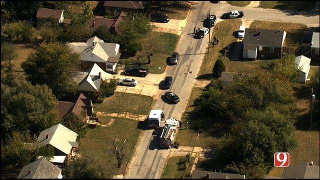 Police Respond To Deadly Shooting In NE OKC
