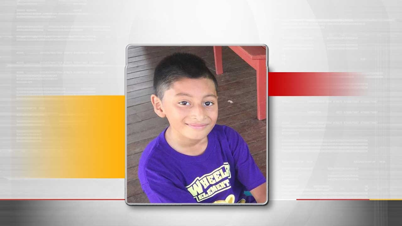 UPDATE: 10-Year-Old Boy Found Alive And Well
