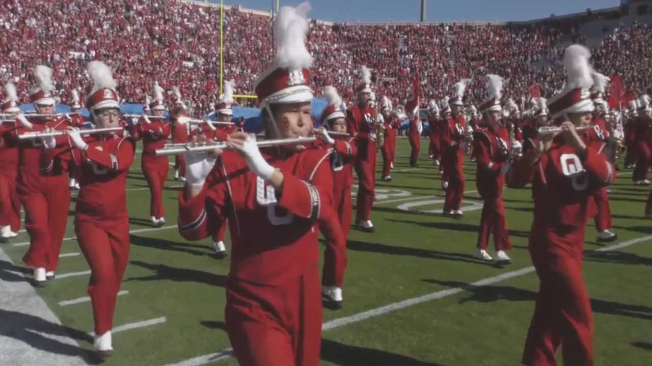 OU Marching Band Uniforms Donated To Band In Uganda