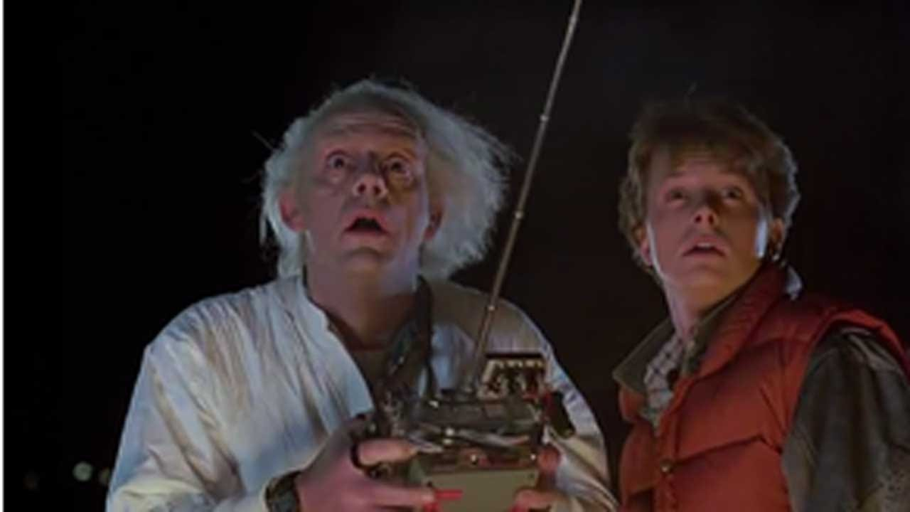 What 'Back To The Future II' Got Right About The Future