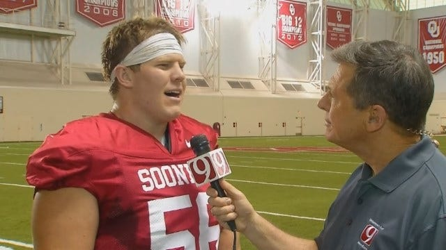 Dean Goes 1-On-1 With Ty Darlington