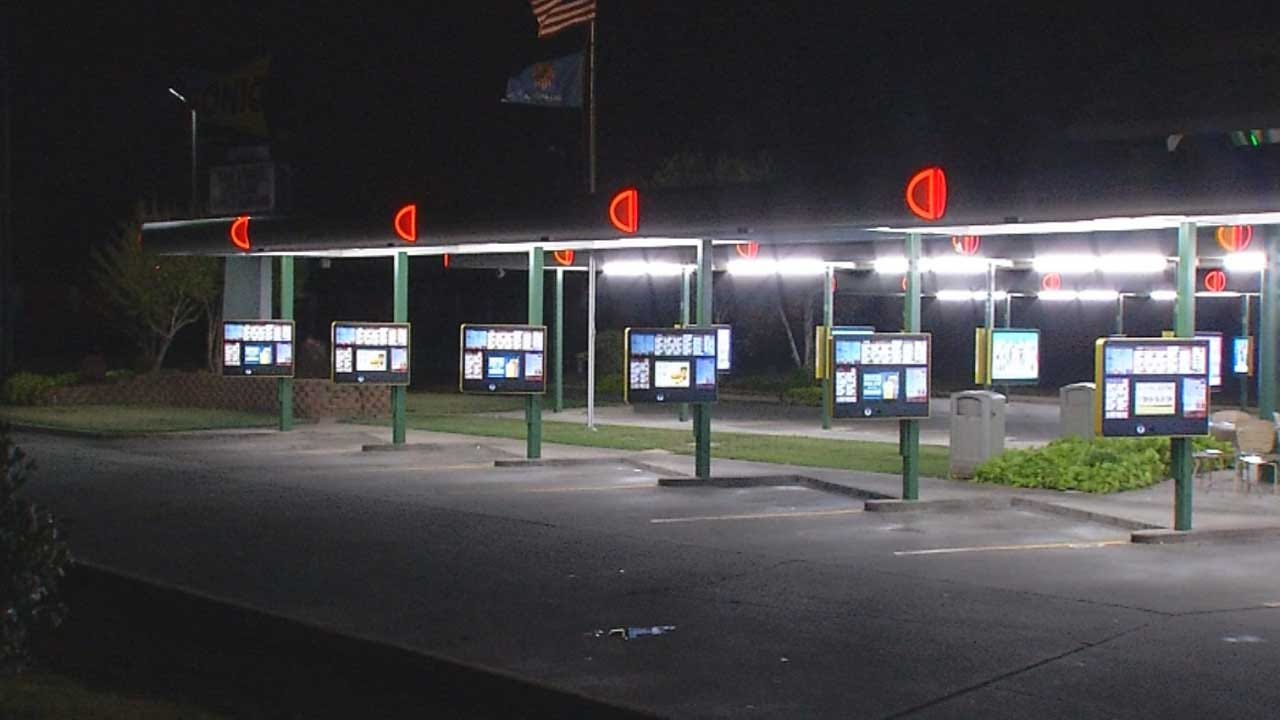 Police Investigate Armed Robbery At OKC Sonic