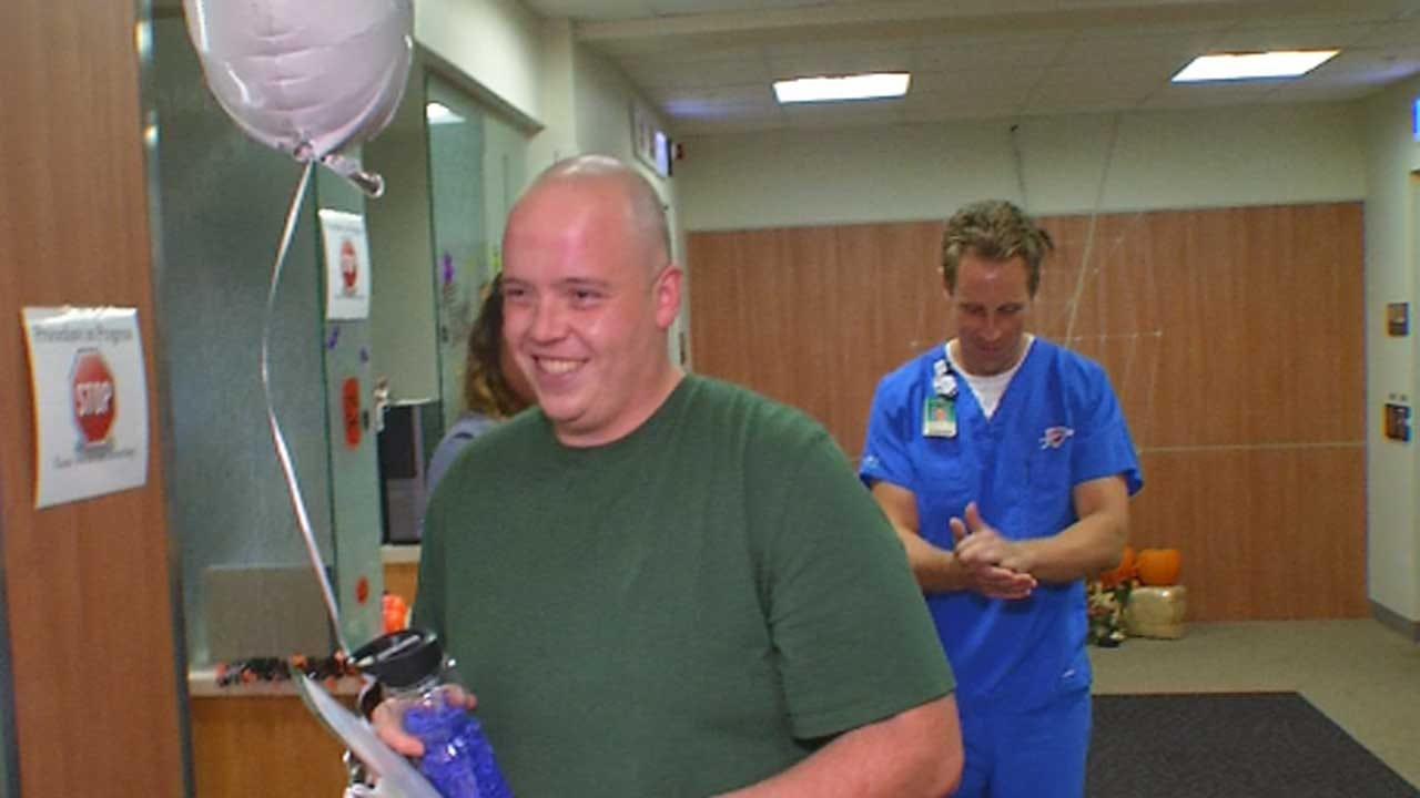 Oklahoma Testicular Cancer Patient Does Good Deeds For Strangers