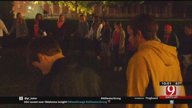 Stillwater, OSU Community Come Together After Tragedy