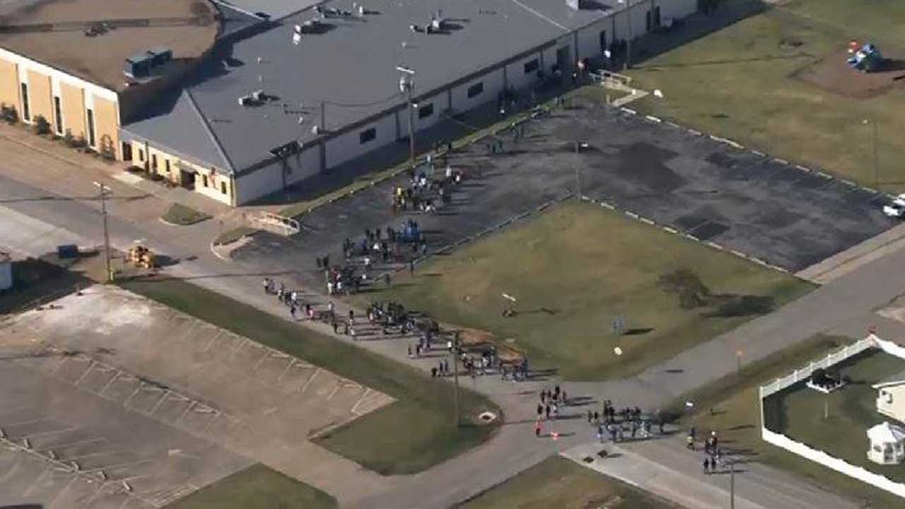 Student, 13, Arrested In Connection To Moore Central Junior HS Bomb Threat